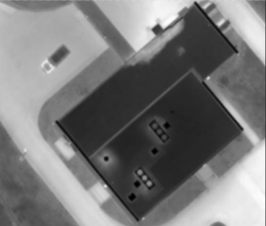 Aerial Roof Infrared