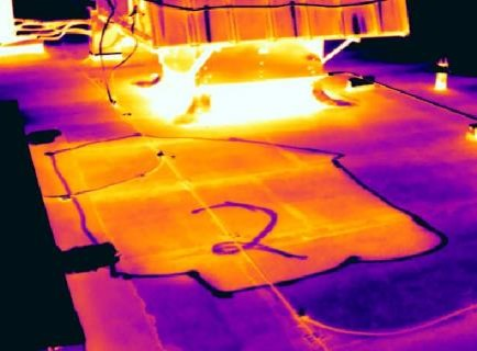 On Roof Area - Infrared